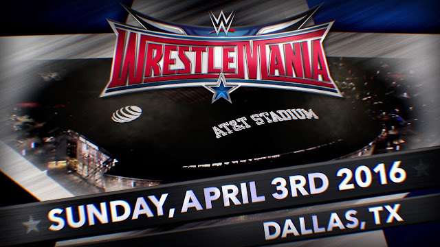 WWE Wrestlemania 32 Matches