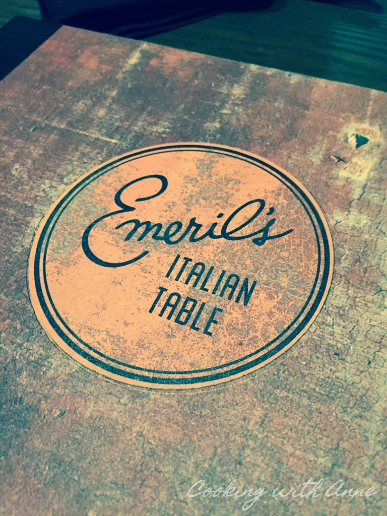 Emeril's Italian Table