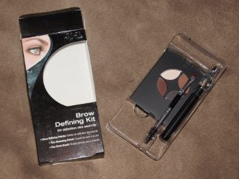 ARDELL Complete Brow Defining Kit review
