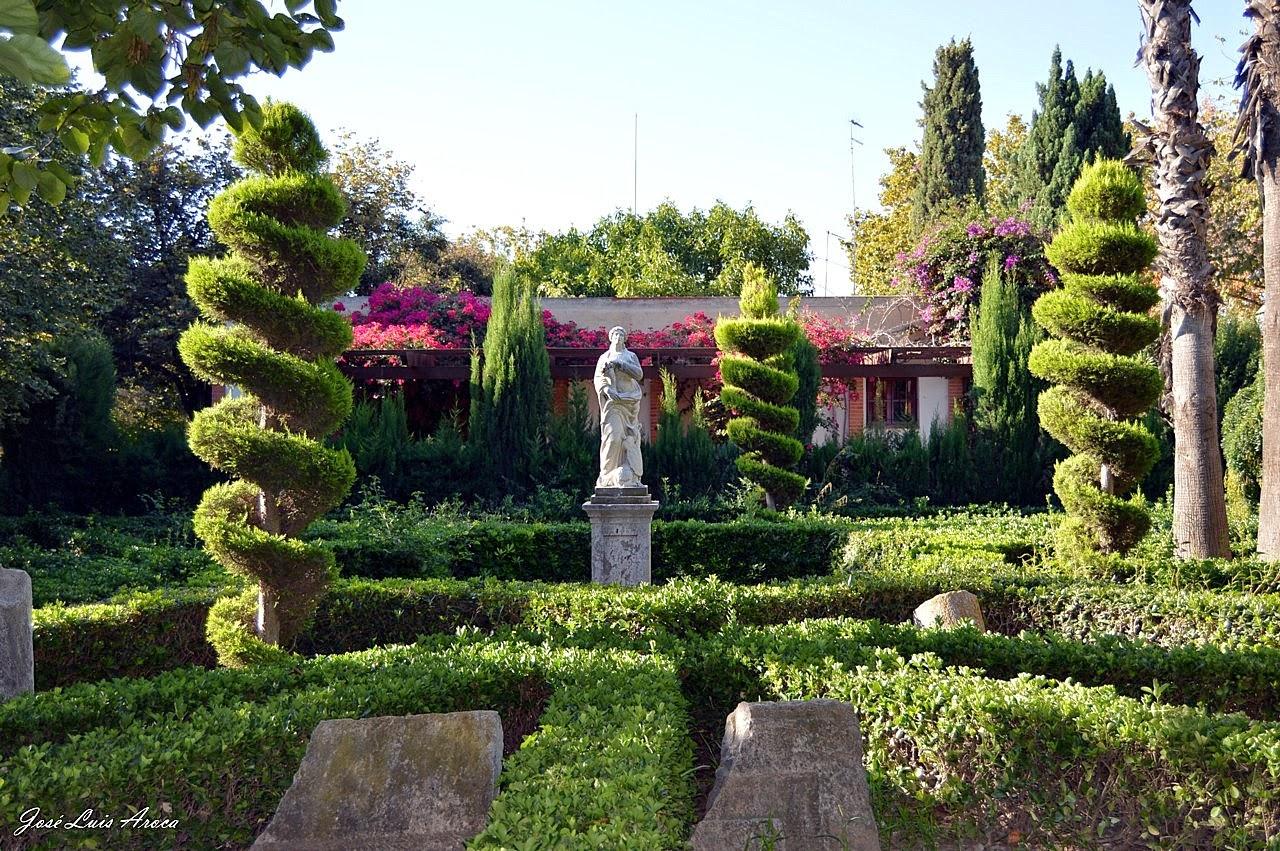 Jardines del Real o Viveros.