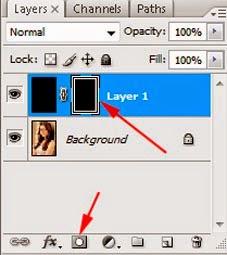 Membuat Frame Foto Memudar dengan Photoshop