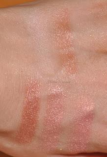 Bobbi Brown Rose Shimmer Brick