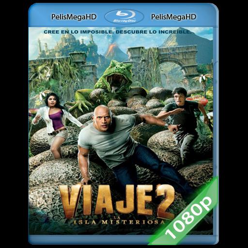 JOURNEY 2: LA ISLA MISTERIOSA (2012) 1080P HD MKV ESPAÑOL LATINO