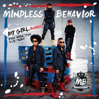 Mindless Behavior - My Girl Remix (feat. Ciara, Tyga, Lil Twist) Lyrics