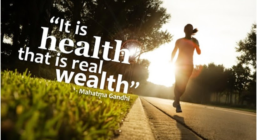 Health Quote For the Day