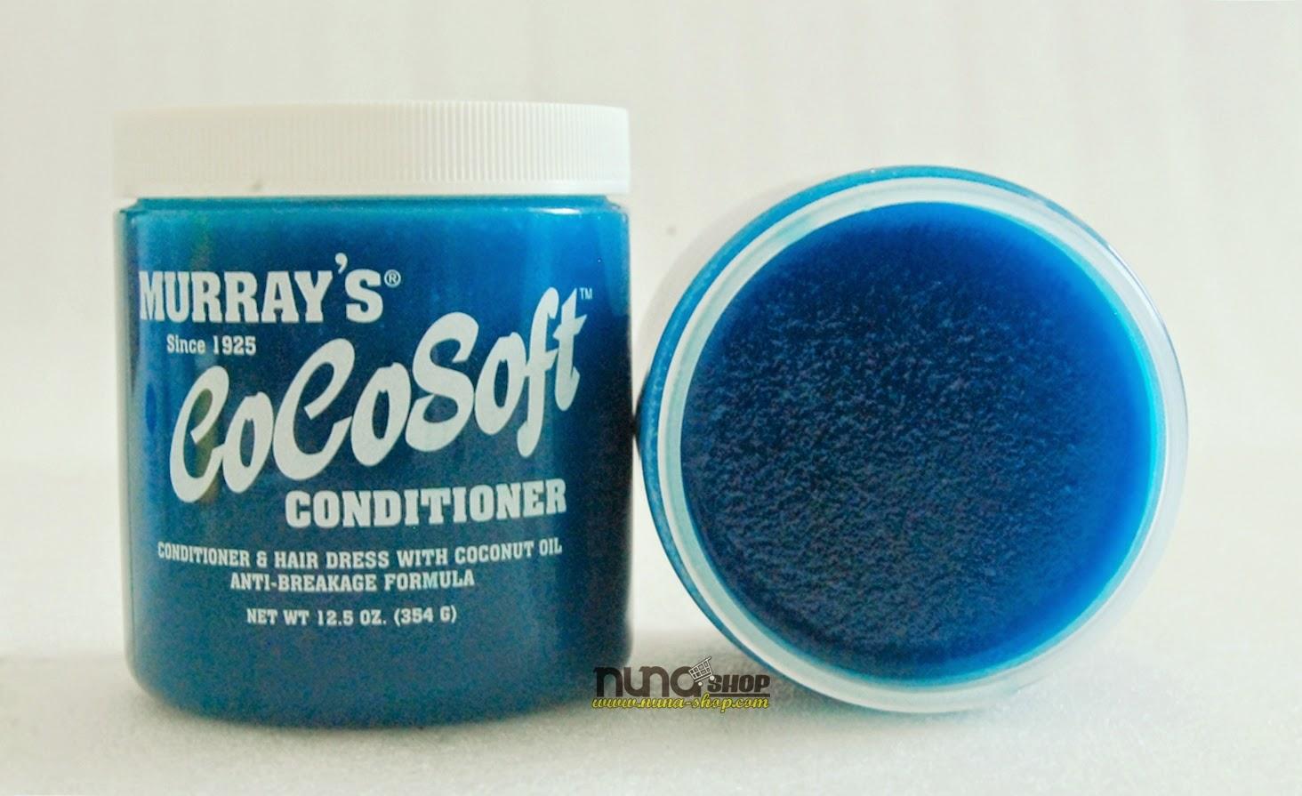 Murray's Cocosoft Blue Conditioner 12.5oz