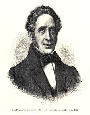 Martínez de la Rosa, político y escritor romántico | Manuelblas ...