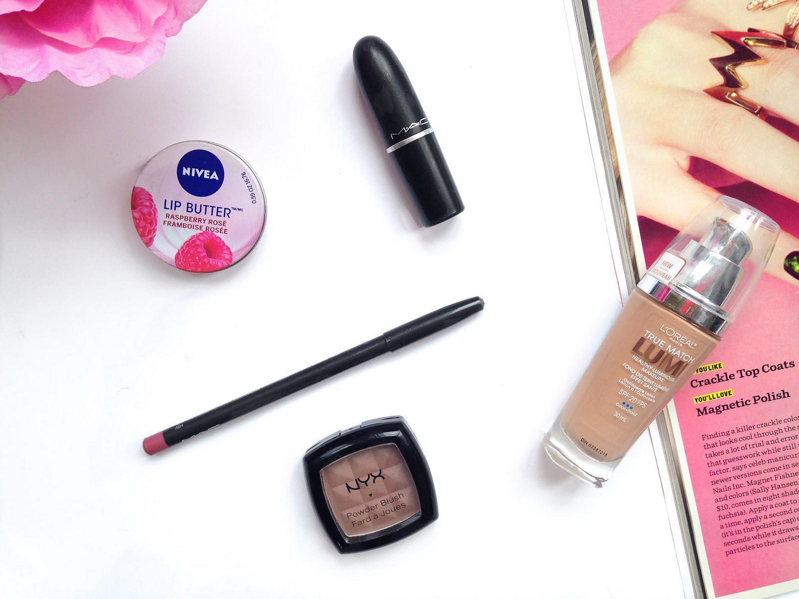 Mel's April Favourites