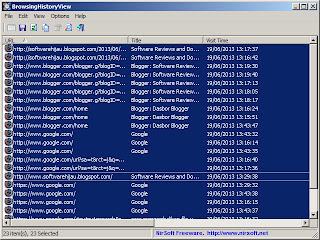 Cara Menyimpan Riwayat Web Browser Firefox, Chrome, Internet Explorer, Dan Safari Dengan BrowsingHistoryView-5