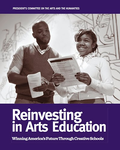 Reinvesting in arts education - report