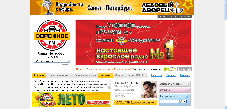 Radio Kartina | Интернет радио онлайн на русском!