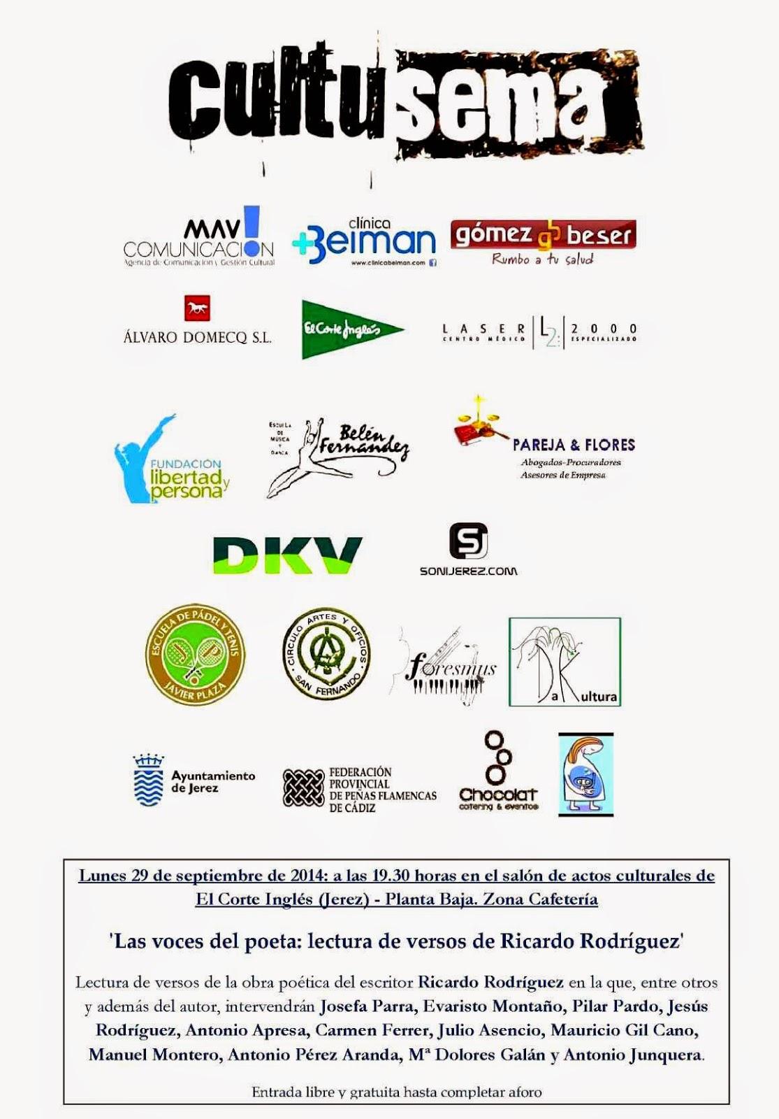 MAV COMUNICACION - Marco A. Velo: septiembre 2014