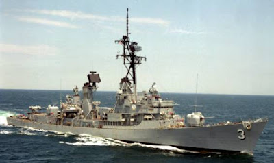 Charles F. Adams class destroyer