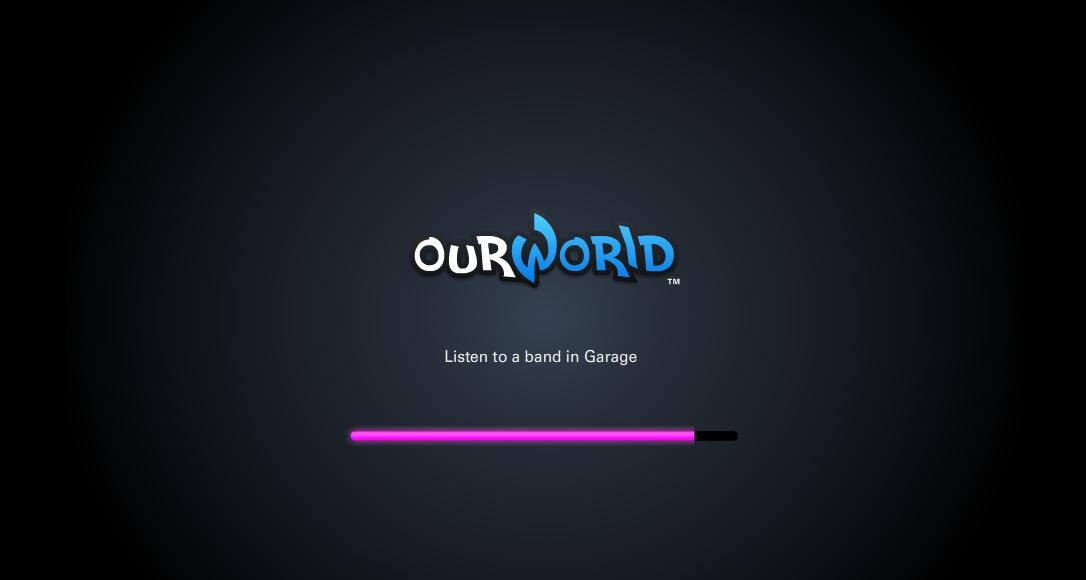 ourWorld Online Game