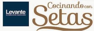 Cocinando con Setas - Promociones Levante El Mercantil Valenciano