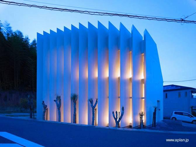 Arquitectura de casas casa ultra moderna japonesa for Arquitectura en linea