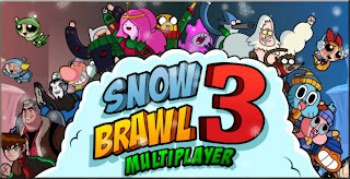 game Ben 10 Omniverse SnowBrawl 3 Unity3D