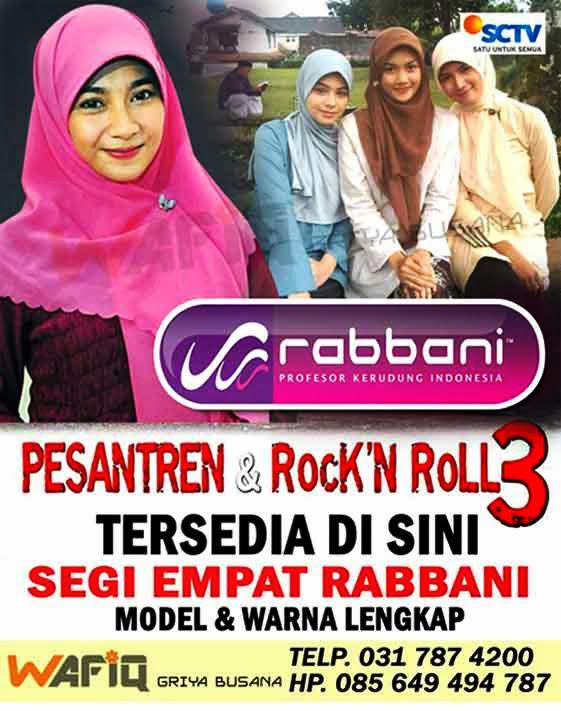 RABBANI SEGI EMPAT - Pesantren Rock'N Roll