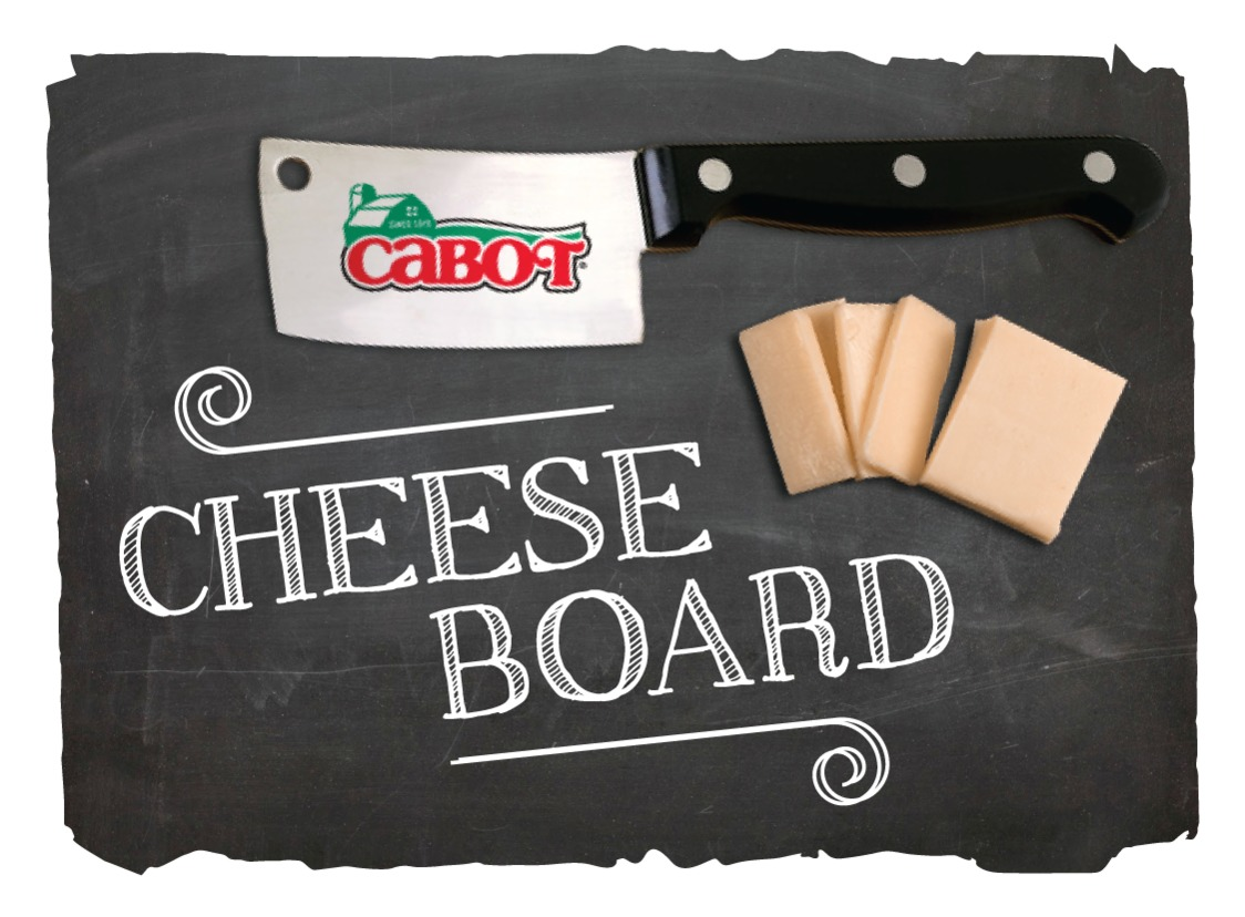 #CabotCheese #CabotCoop #CheeseBoard