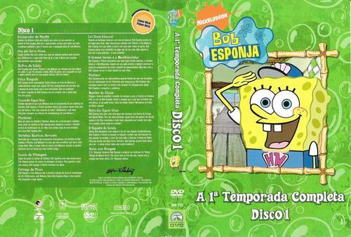 Bob Esponja 1ª Temporada Torrent - DVDRip