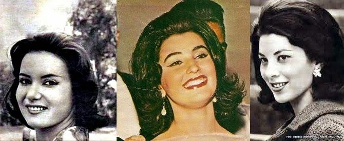 Misses Universo Brasil 1960,196l e 1962
