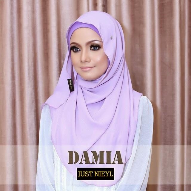 Just Nieyl Shawl Damia