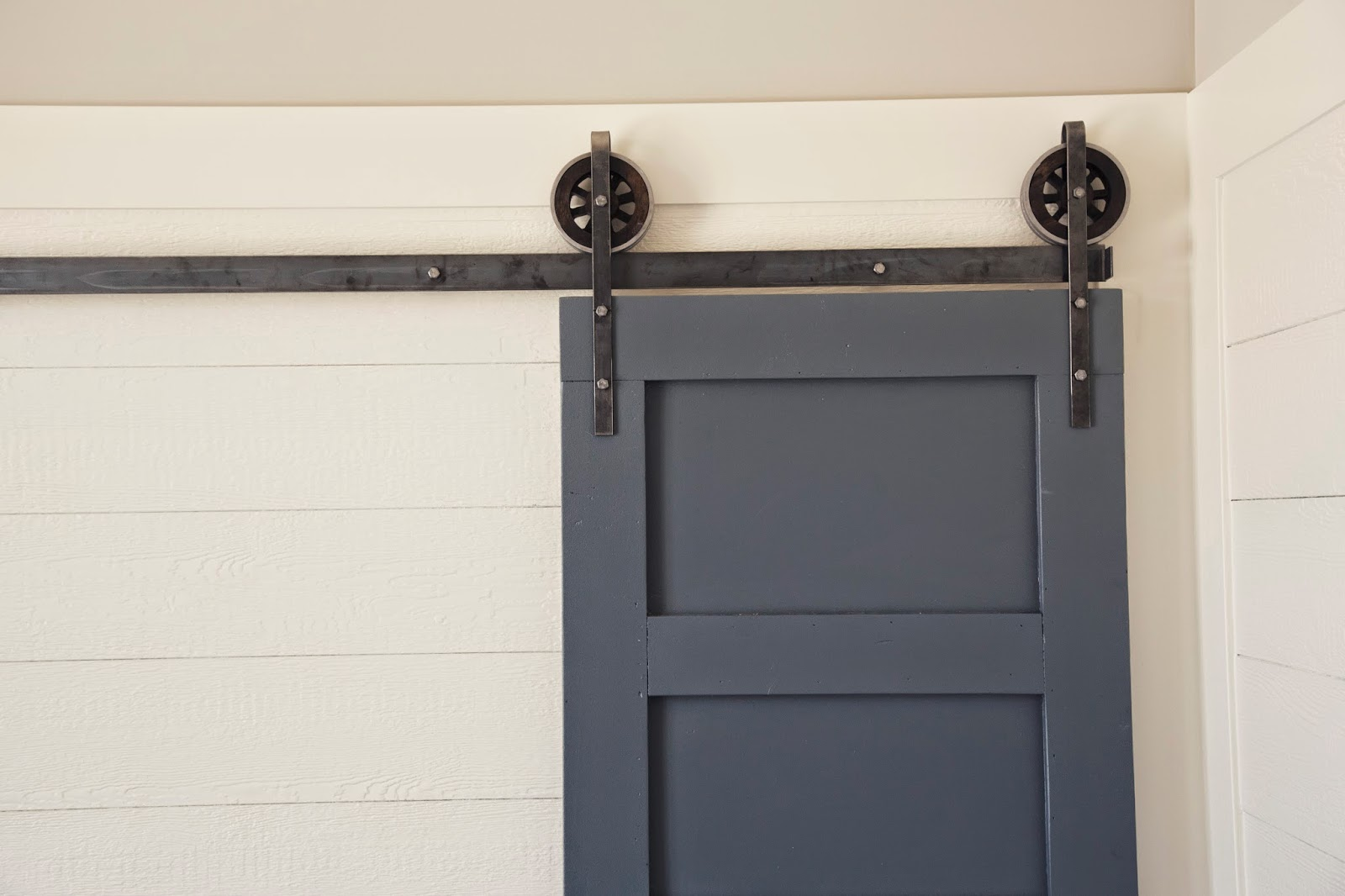 Sliding Cabinet Door Track Hardware   Barn Door Project