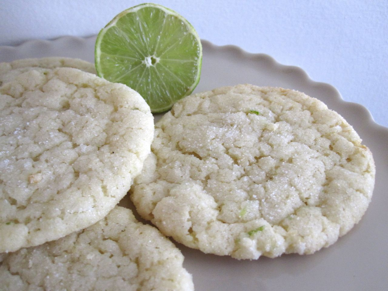 mans quest for a coconut coconut lime sugar cookies adapted from ...