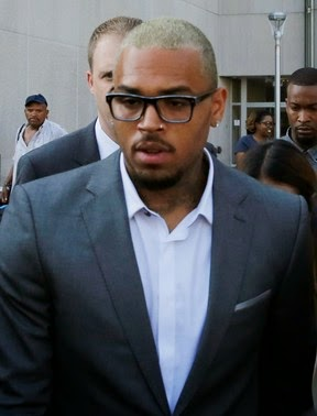 Chris Brown is close to completing community work