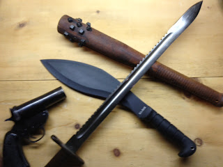 Alternate Weapons for Self-Defense in Zombie Apocalypse