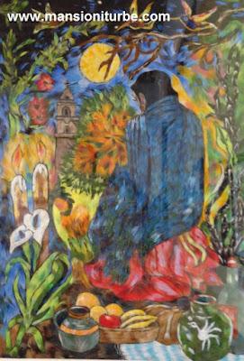 Arte Plumario de Michoacán: Exposición Las Plumas y el Viento