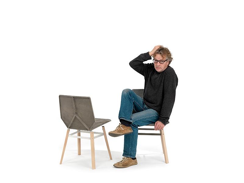 Interiores minimalistas green la silla m s ecol gica del for Mariscal disenador