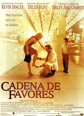 Cadena de Favores audio latino