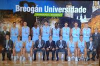 C.B. BREOGÁN LUGO 2000-2001. Liga ACB