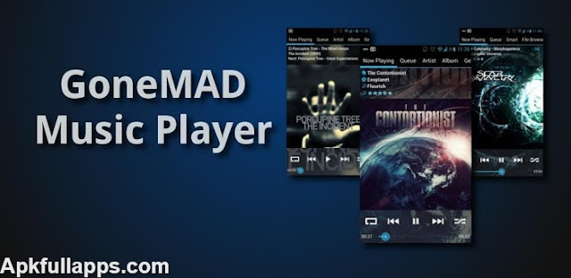 GoneMAD Music Player FULL v1.4.6