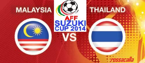 Keputusan Terkini Malaysia Vs Thailand Piala AFF Suzuki 17-12-2014