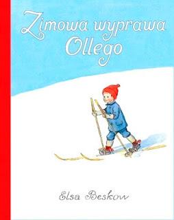 Elsa Beskow. Zimowa wyprawa Ollego.