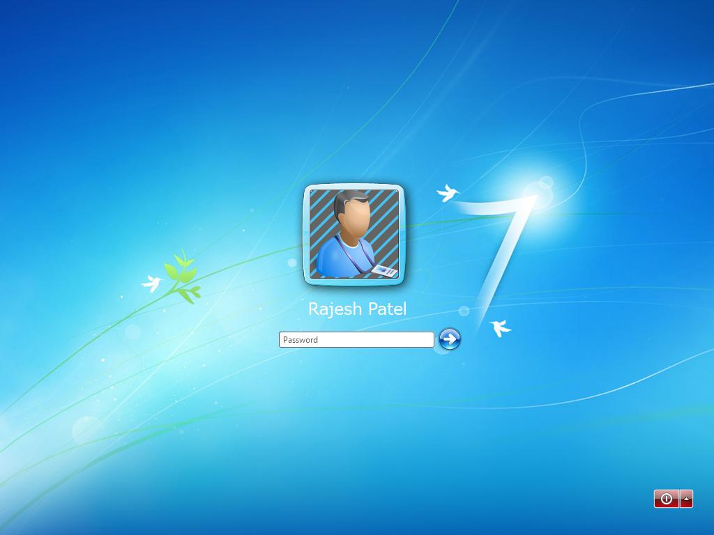 Cara Mudah Membobol Password Login Windows 7