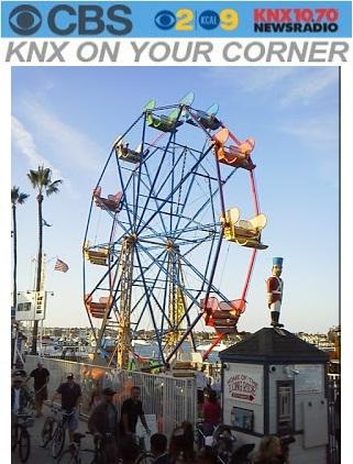 Menageriezine help save the balboa village fun zone for Knx 1070