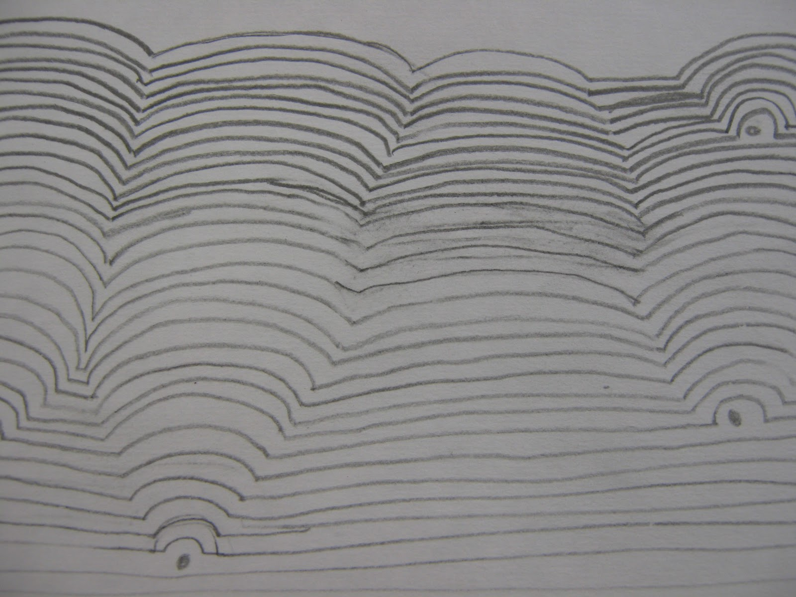 Line Design Op Art : Mrs o connell s art room june