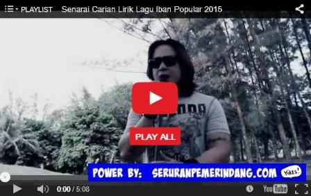 Senarai Lirik Lagu Iban Popular Mac 2015