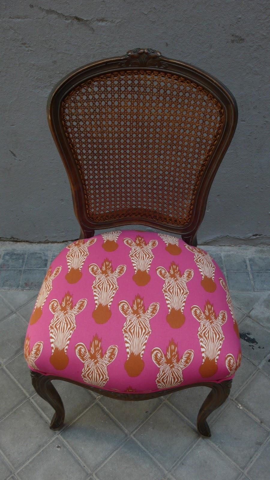 Silla la tapicera for Sillas para quince