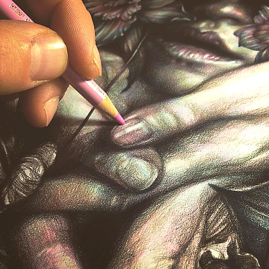 Art Now and Then: Marco Mazzoni