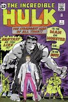 Incredible Hulk #1 cover