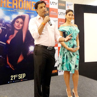 Kareena Kapoor grace the launch of Main Heroine Hoon