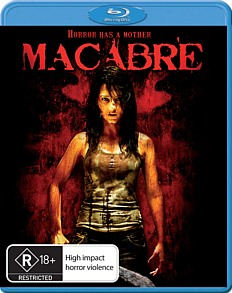 Macabre Bluray