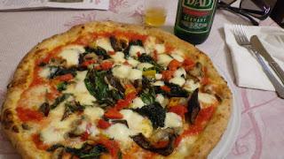 ディ・マッテオのピザ