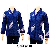 Blouse Batik Wanita DBT-2848