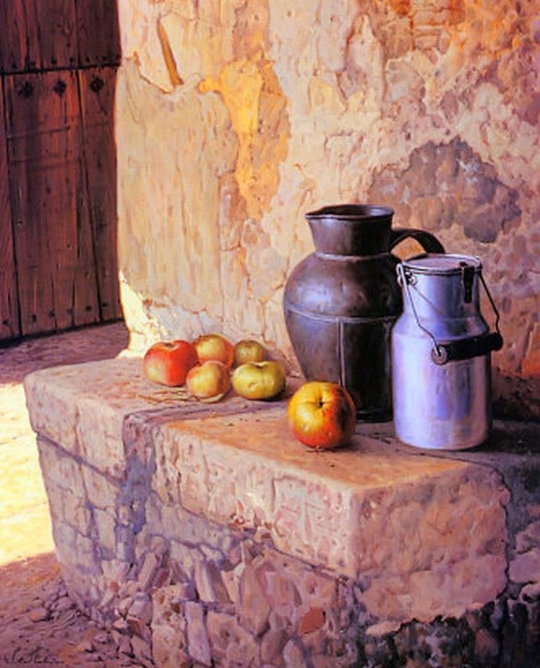 bodegones-de-frutas-pintados-al-oleo