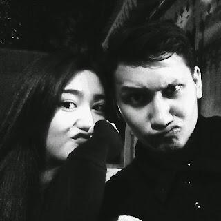Foto Selfie Ranty Maria dengan juan Christian Terbaru